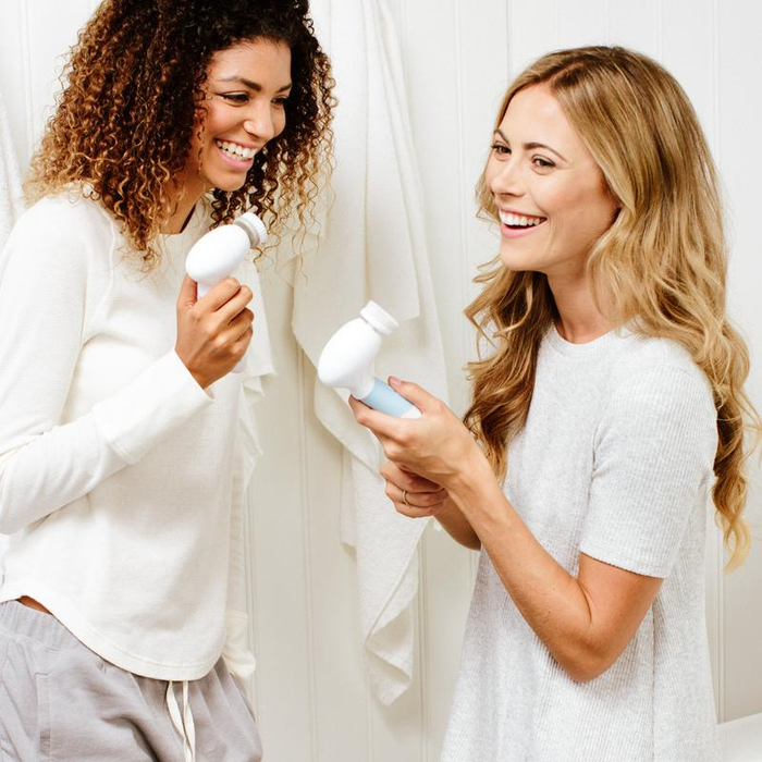 Vanity Planet Spin For Perfect Skin Facial Cleansing Brush