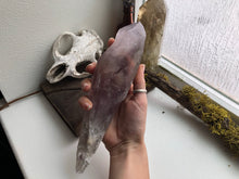 XL Amethyst Root point