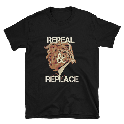 Repeal & Replace Him