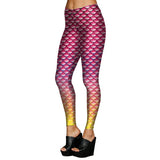 Mermaid Leggings, Variety