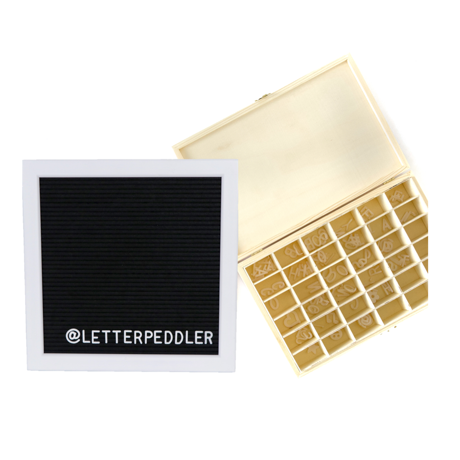 Letter Board Gift Package