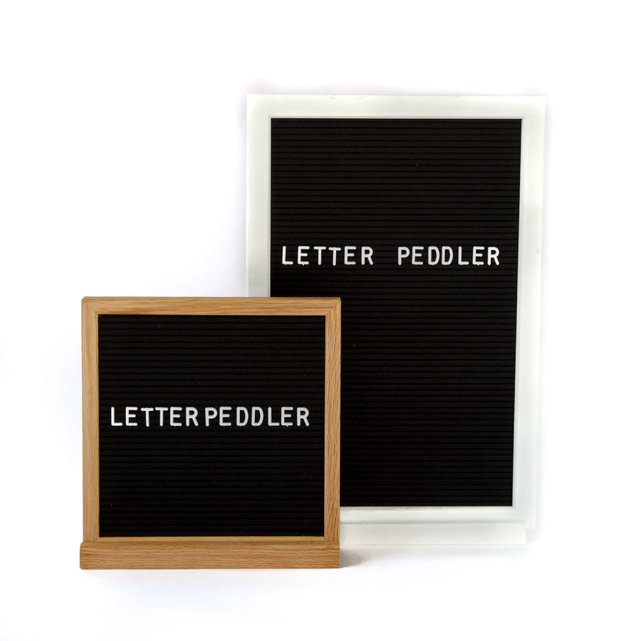 Letter Board Stand