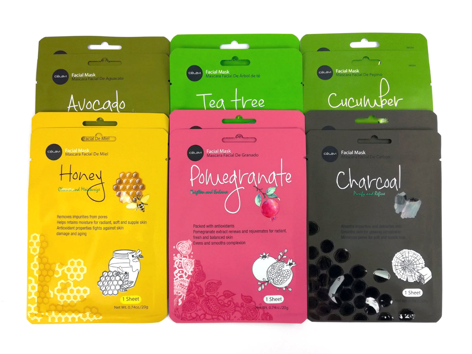 Essence Facial Mask Paper Sheet Moisturizing Skin Care
