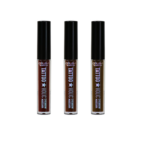 Celavi Tattoo Holic Full Coverage Perfect Liquid Concealer 6 pc set (6 Colors)