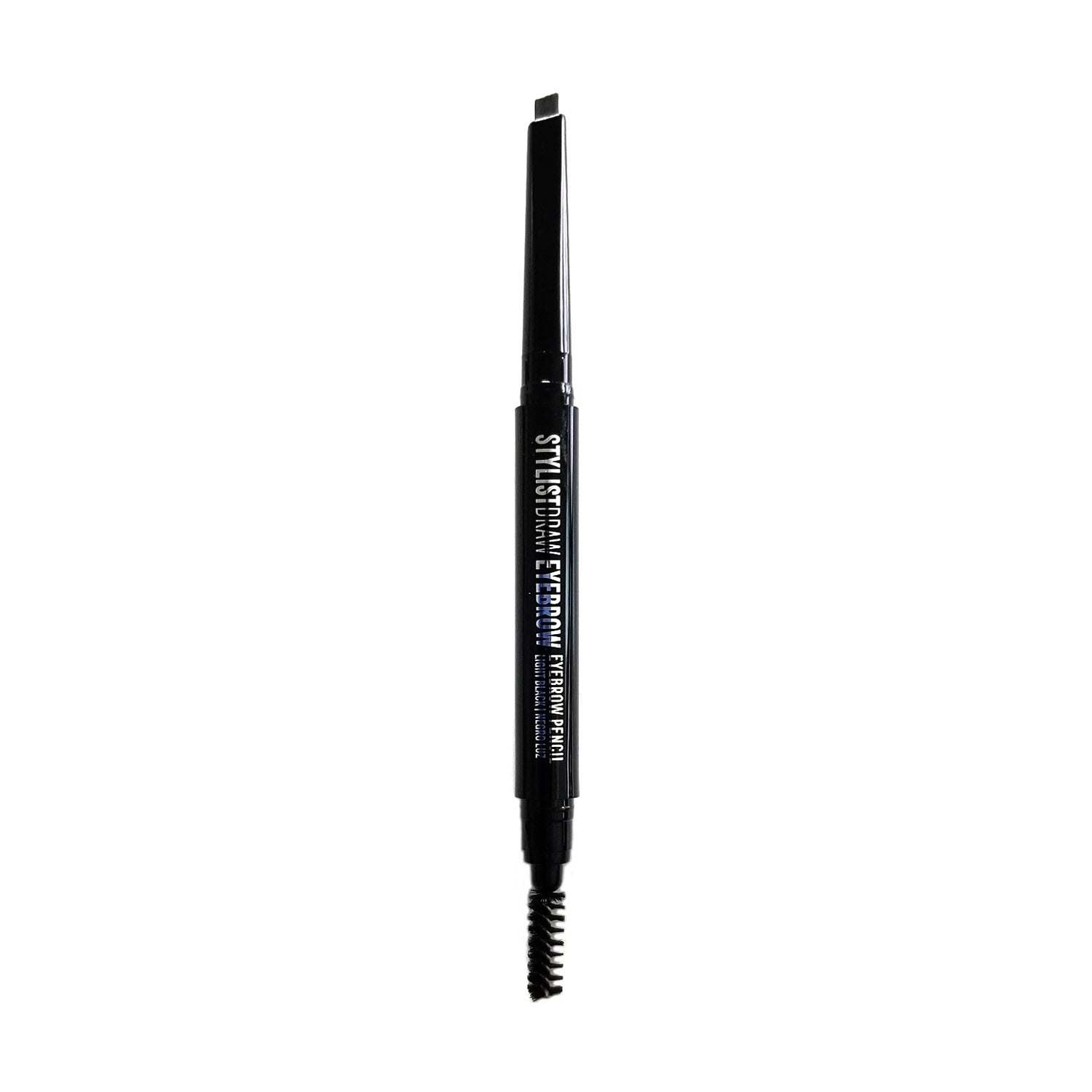 Stylist Draw Triangular-Tip Eyebrow Duo Pencil With Brush