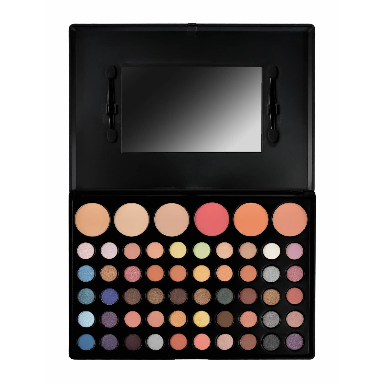 Celavi Pro Artist Collection Makeup Palette 56 Colors (Contour, Blush & Eyeshadow Palette)