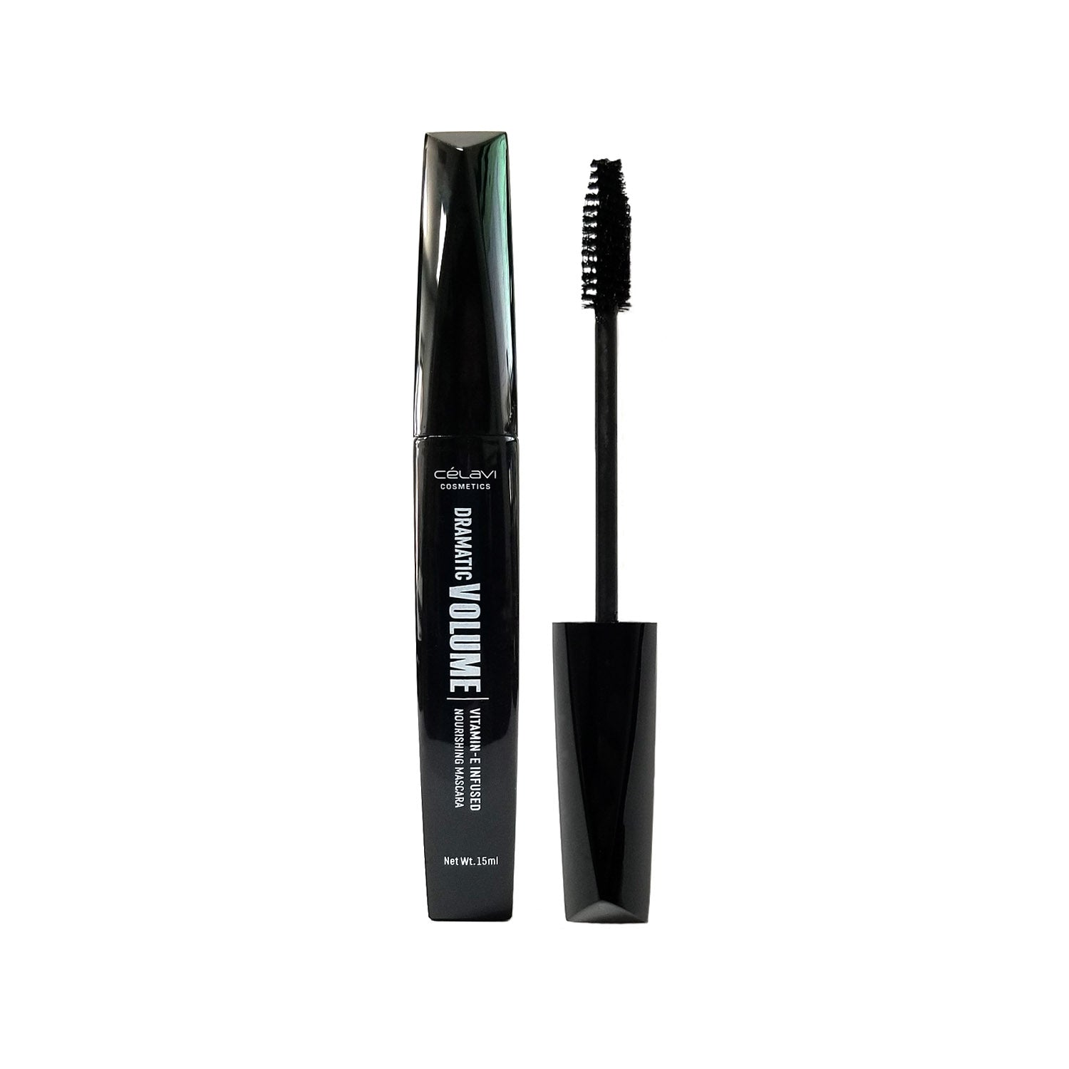 DRAMATIC VOLUME VITAMIN-E INFUSED NOURISHING MASCARA