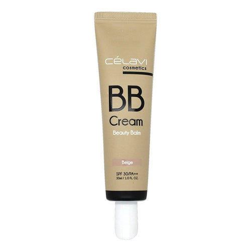 Beauty Balm BB Cream Natural Light and Soft Korean Skincare 30ML/1.0 FL. OZ SPF 30/PA++-Beauty-Celavi Cosmetics-Beige-Celavi Cosmetics