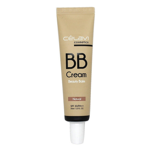 Beauty Balm BB Cream Natural Light and Soft Korean Skincare 30ML/1.0 FL. OZ SPF 30/PA++-Beauty-Celavi Cosmetics-Natural-Celavi Cosmetics
