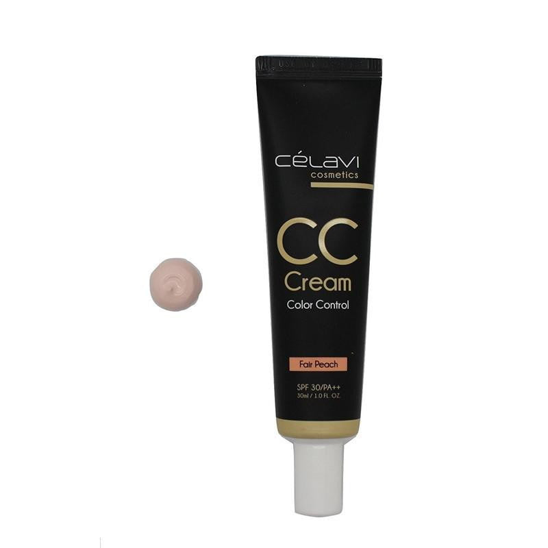 Color Control CC Cream Natural Light and Soft Korean Skincare 30ML/1.0 FL. OZ SPF 30/PA++-Beauty-Celavi Cosmetics-Celavi Cosmetics