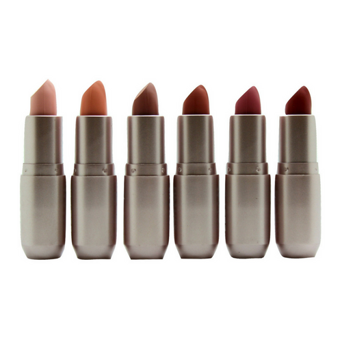 Velvet Shine Free Flat Finish Matte Lipstick 6 Colors-Beauty-Celavi Cosmetics-Celavi Cosmetics