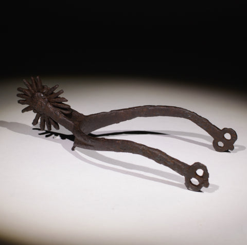 ANCIENT MEDIEVAL SPUR DATING CIRCA - 14th Century AD (045)