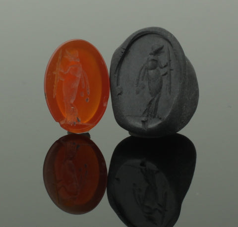 ANCIENT ROMAN GEMSTONE INTAGLIO - CIRCA 2nd Century AD 101