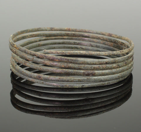 ANCIENT BRONZE AGE BRACELET 7TH BC 467