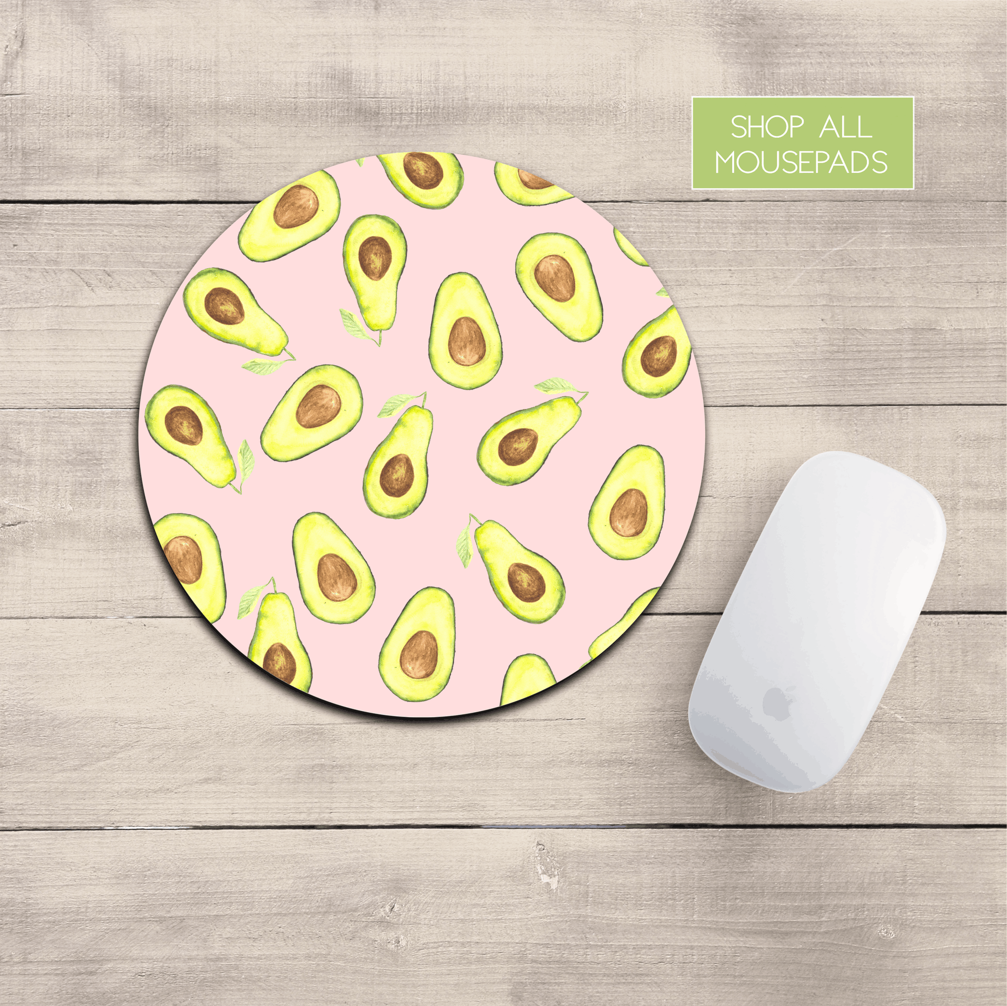 avocado mousepad