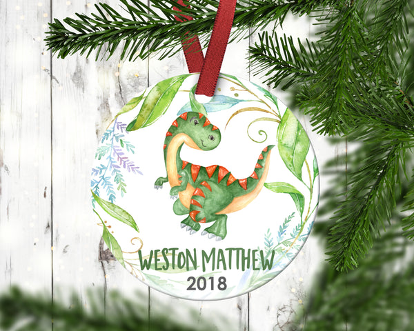 TREX Christmas Ornament