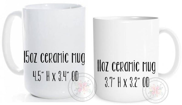 Personalized Aunt/Uncle Coffee Mug Set