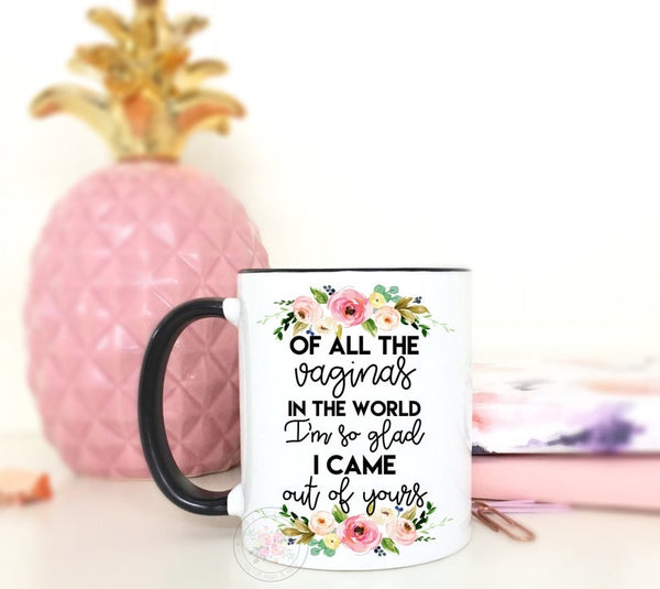 Mother's Day, Gift From Child, Funny Mug