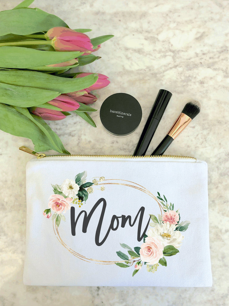 Mom Cosmetic Bag