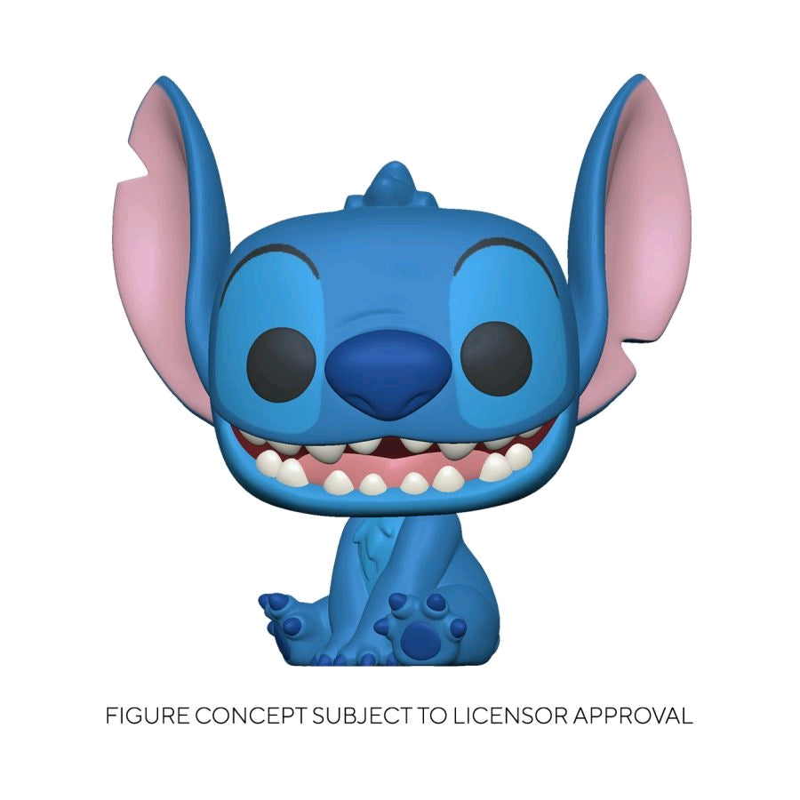 Lilo and Stitch - Stitch 10