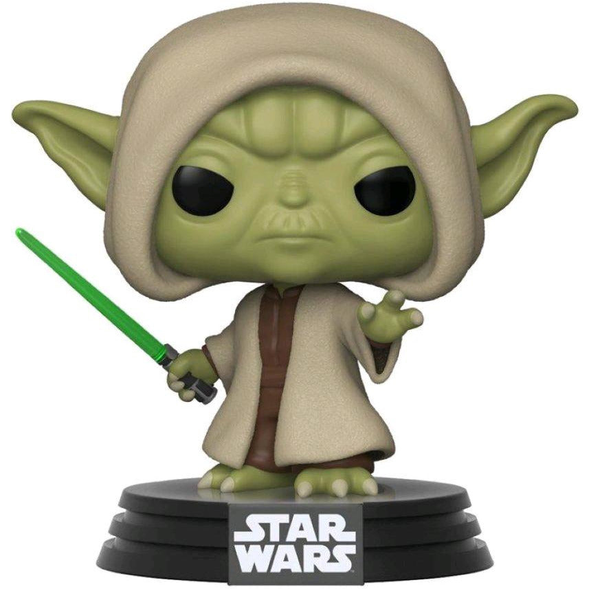Star Wars: Battlefront - Yoda Hooded US Exclusive Pop! Vinyl Preorder