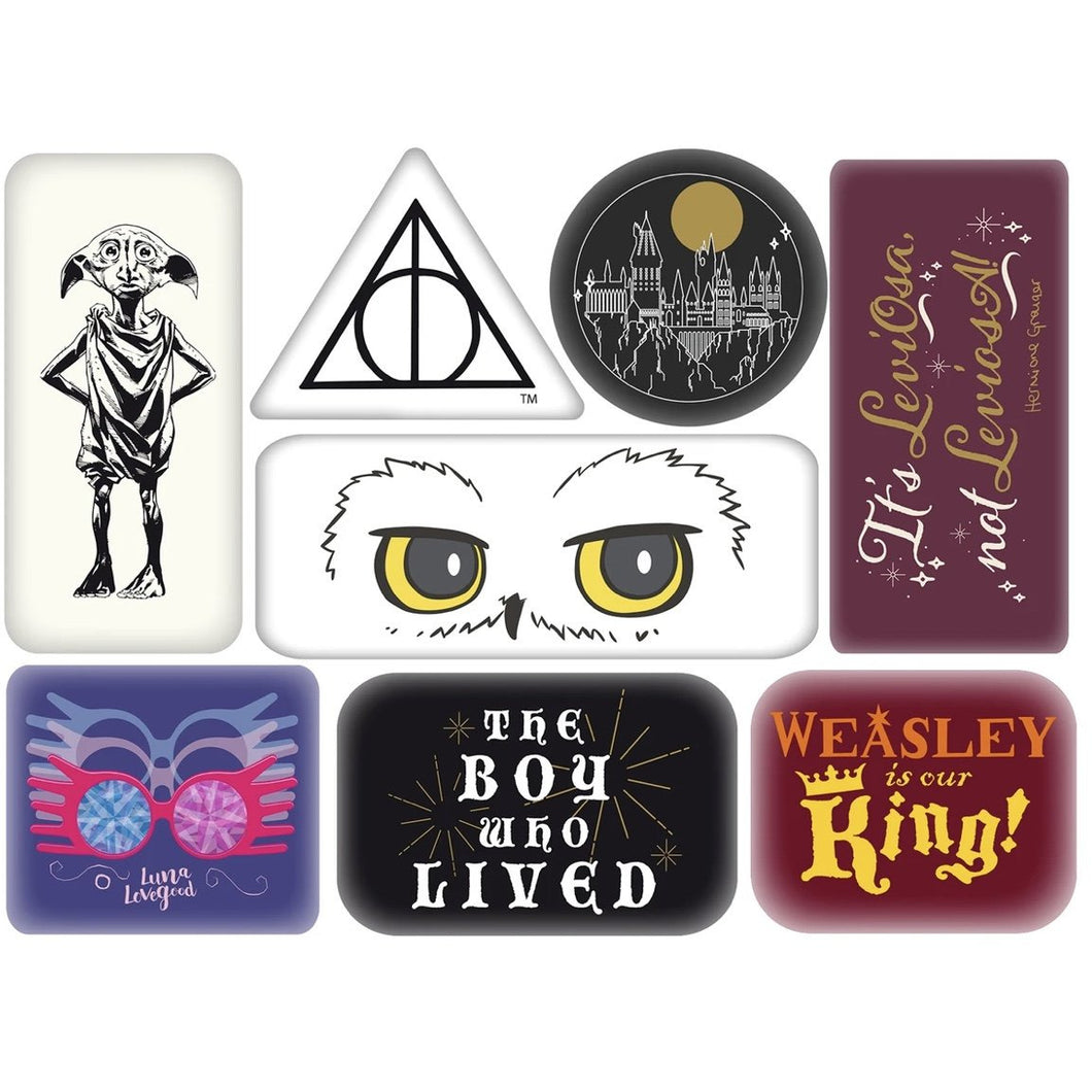 Harry Potter - Characters Magnets Set of 6 Preorder