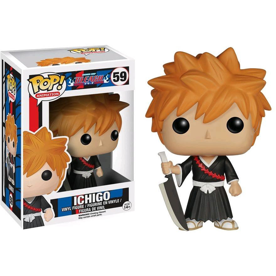 Bleach - Ichigo Pop! Vinyl Preorder
