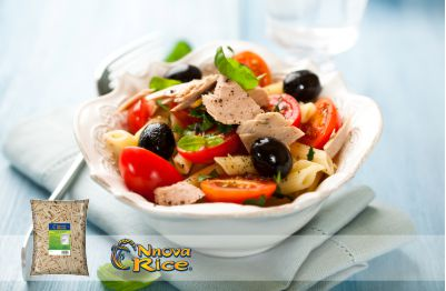 Mediterranean Tuna Salad with Canellini Beans