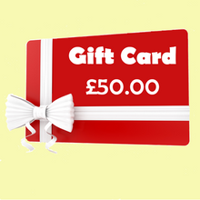 Gift Card - £10.00