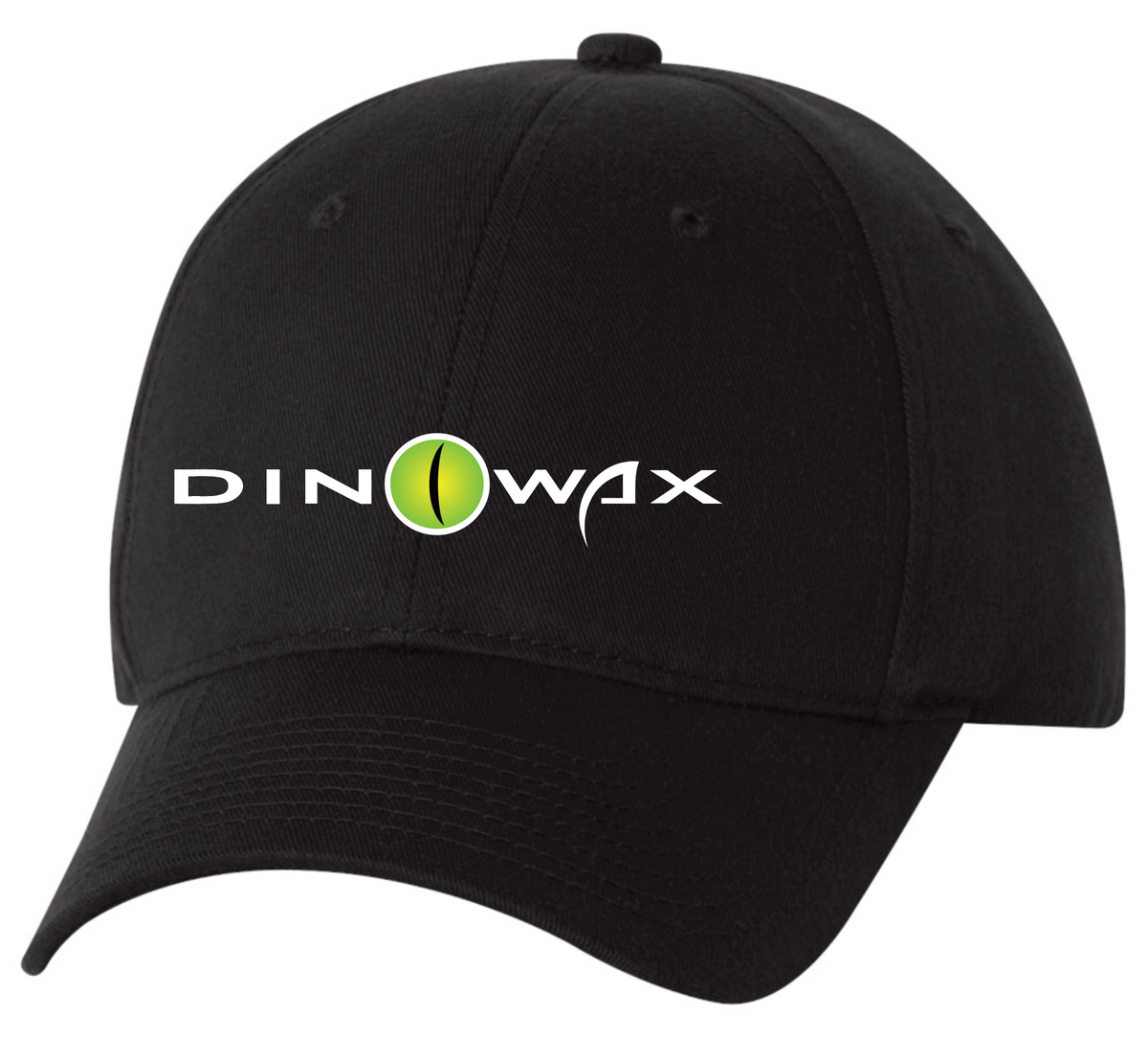 Dinowax Embroidered Adjustable Low-Rise Cap