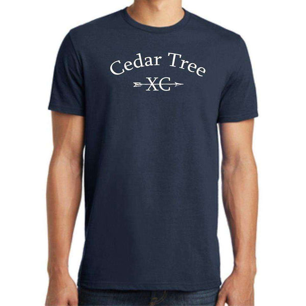 Cedar Tree Cross Country District Concert Tee DT5000 (Mens)