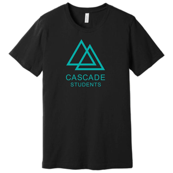 Cascade Students BC3001 BELLA+CANVAS ® Unisex Jersey Short Sleeve Tee