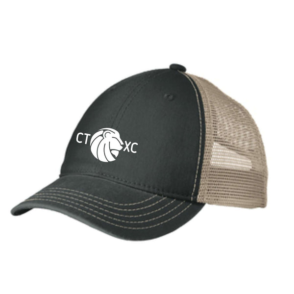 Cedar Tree Cross Country DT630 District ® Super Soft Mesh Back Cap