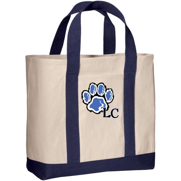 La Center Elementary B400 Port Authority® - Two-Tone Shopping Tote