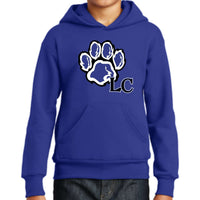 LaCenter Elementary P470 Hanes® - Youth EcoSmart® Pullover Hooded Sweatshirt