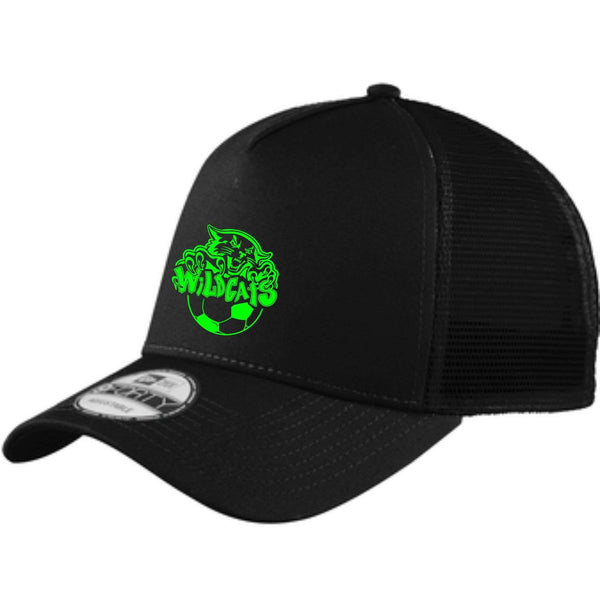 Wildcats Soccer New Era Snap Back Trucker Cap
