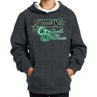 Woodland Youth Cheer Megaphone YST254 *YOUTH SIZE* Sport-Tek® Youth Pullover Hooded Sweatshirt