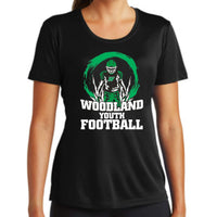 Woodland Youth Football Player LST350 Sport-Tek® Ladies PosiCharge® Competitor™ Tee