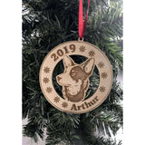 Australian Cattle Dog Ornament