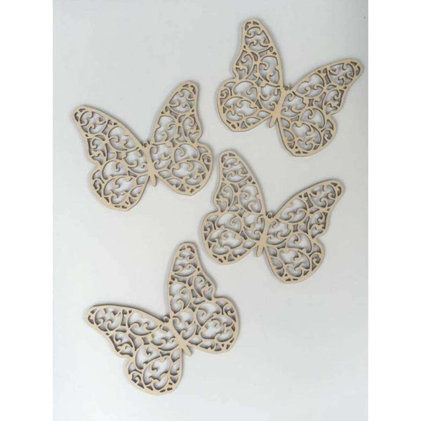 Butterfly Ornament Set