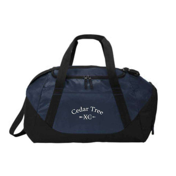 Cedar Tree Cross Country Port Authority Team Duffel Bag BG804