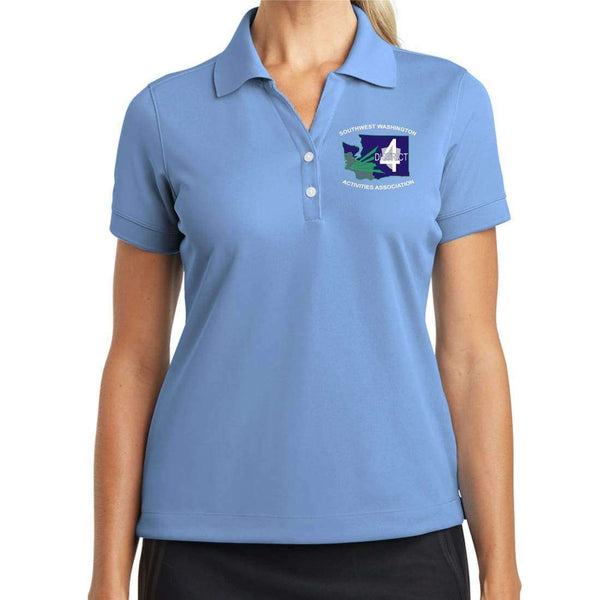 District 4 Nike Ladies Dri-fit Classic Polo