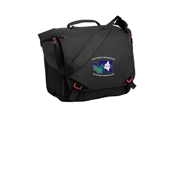 District 4 Port Authority Cyber Messenger Bag