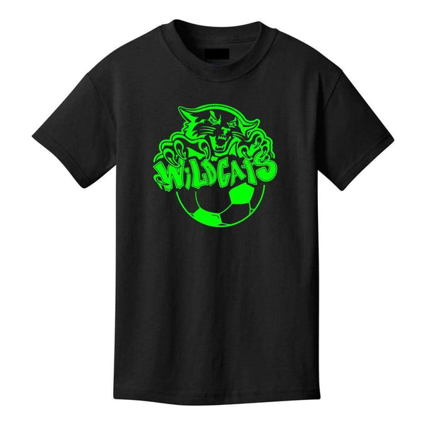 Wildcats Soccer Port & Company® - Core Cotton Tee