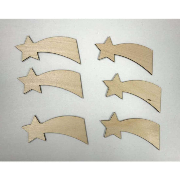 Star Rainbow Cutouts
