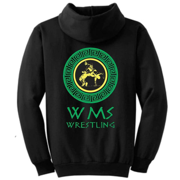 WMS Wrestling Hooded Sweatshirt