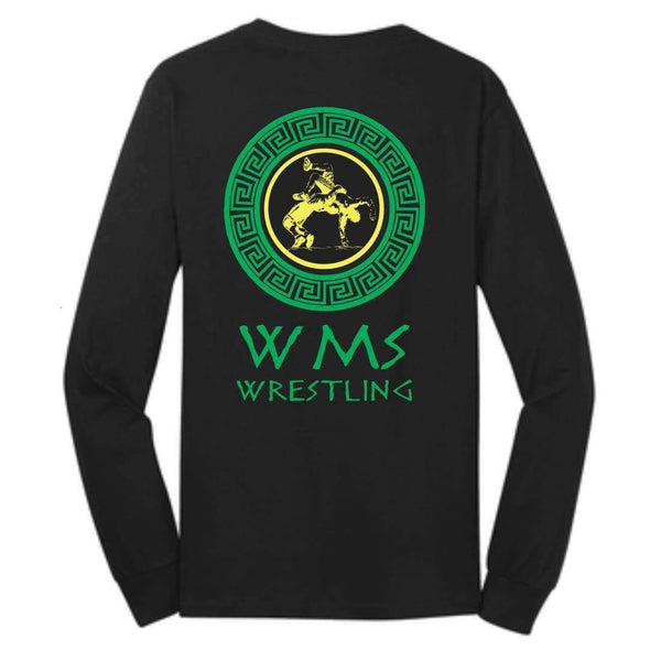 WMS Wrestling Long Sleeve T-Shirt