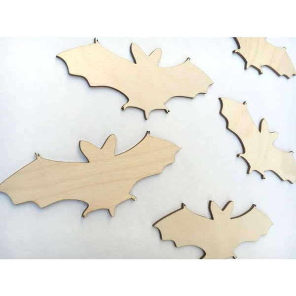 Wooden Bats cutouts