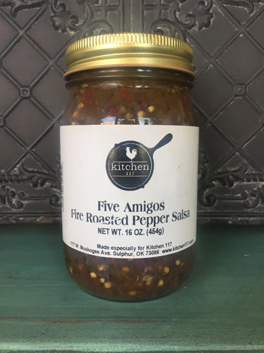 Five Amigos Salsa