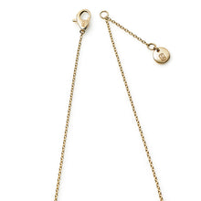 Zazen Bear Plain Motif Necklace